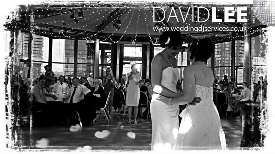 Lowry Wedding DJ Manchester