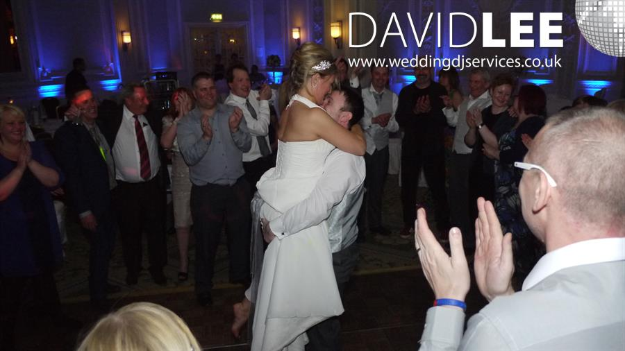 The Manchester Midland Hotel Wedding DJ