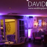 Wedding DJ Manchester Uplighting