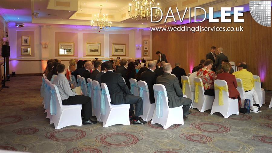 Wedding Day DJ Service - The Ceremony