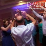 Uplighting and DJ for wedding in Bolton