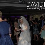 Dancing Bride at Worsley Hotel