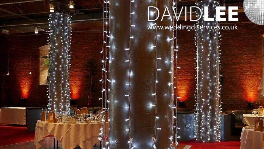 Place Hotel Wedding Lighting