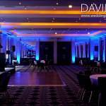 Radisson Blu Edwardian Event Lighting