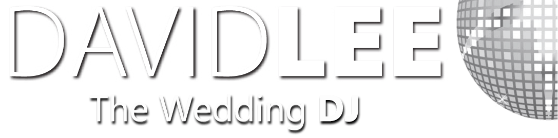 Manchester Wedding DJ David Lee