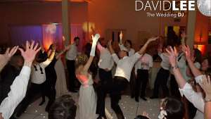 The wedding dj at Cheadle Hulme School