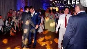 Cheshire Wedding DJ Arley Hall