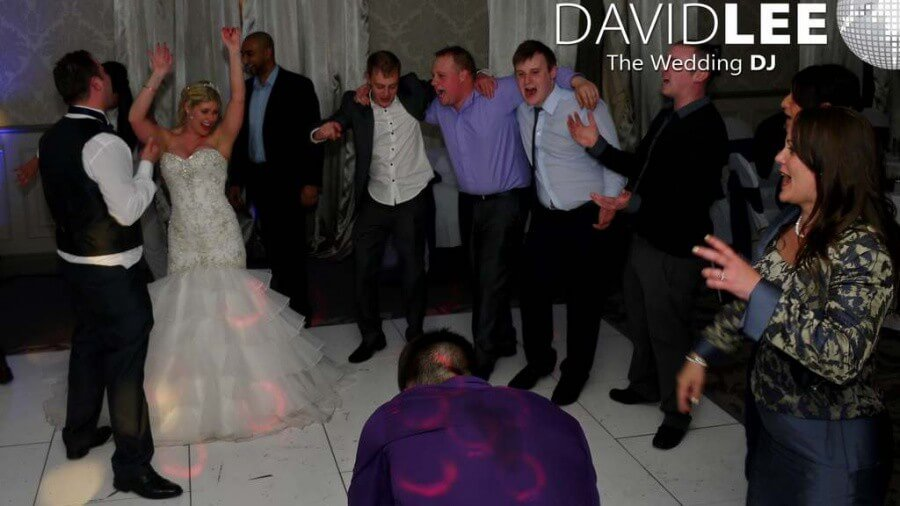 Adlington Wedding DJ