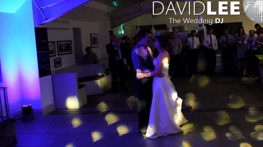 Bashall Barn Wedding DJ
