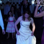 Lancashire Wedding DJ Bashall Barn