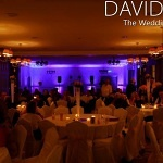 uplighting Mottram Hall