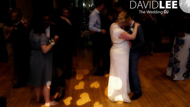 Christies Bistro Wedding DJ services