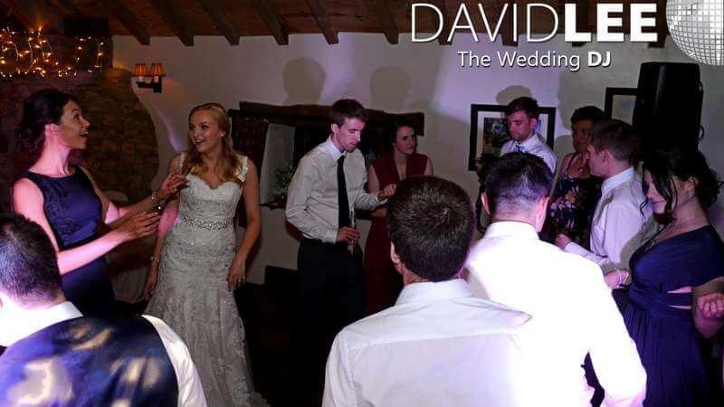 Hyde Bank Wedding DJ
