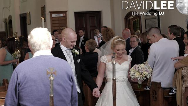 All Day Wedding DJ Service