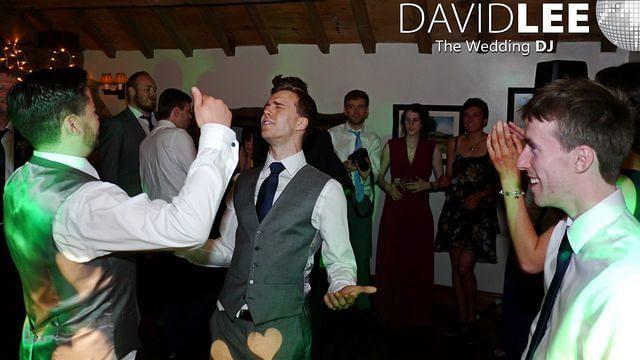 Wedding DJ for Hyde Bank Farm