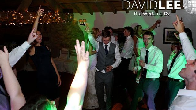 Wedding at Hyde Bank Farm
