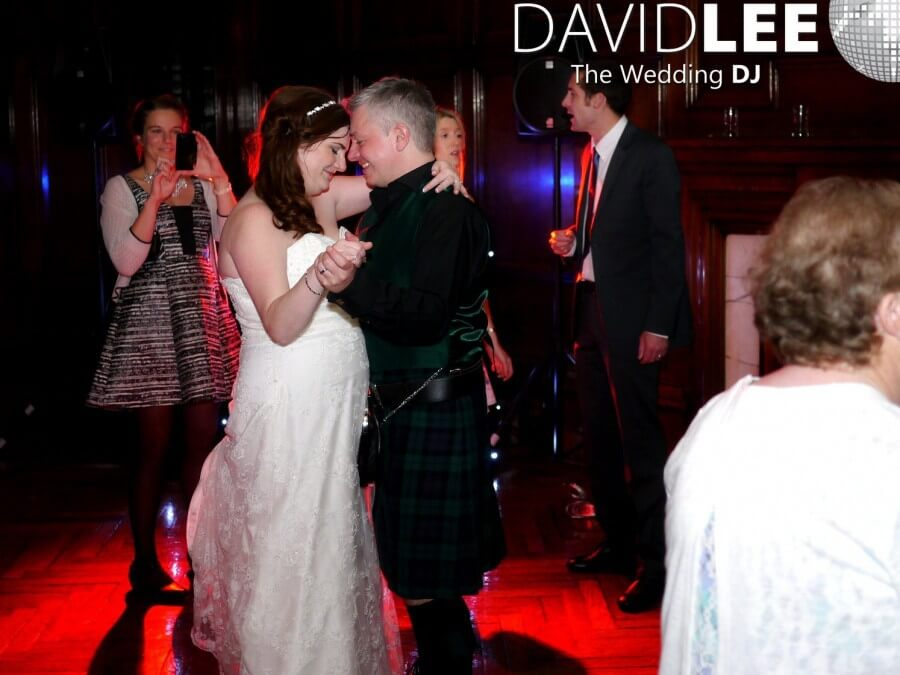 Last Dance at Stockport Town Hall Wedding