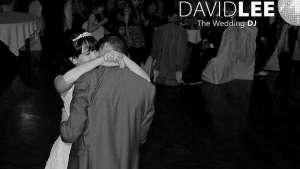 First Dance ar Mytton Fold Wedding