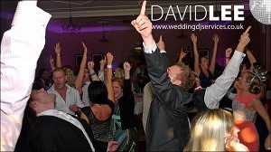 DJ for your Wedding Reception