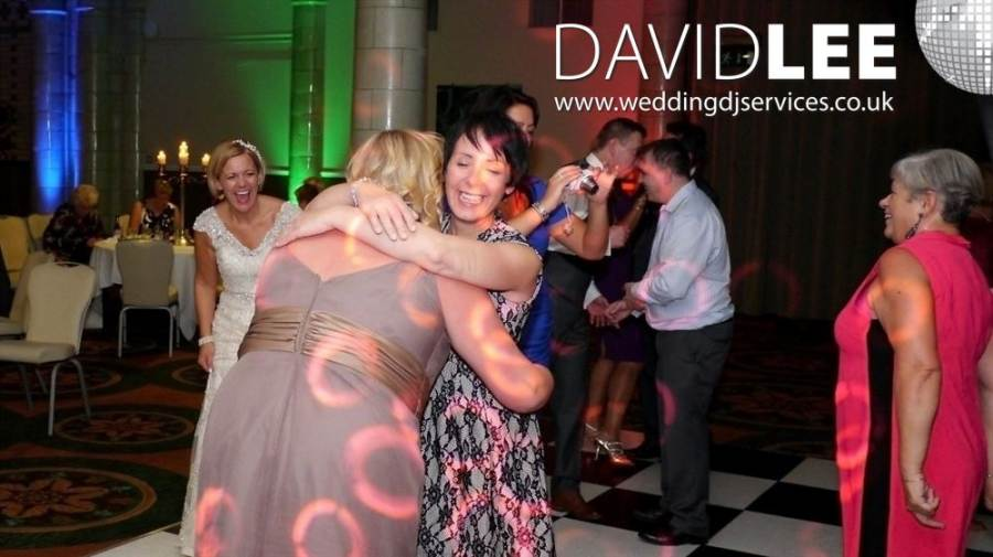 Manchester Palace hotel Bride