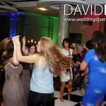 Uplighting and DJ for Palace Hotel