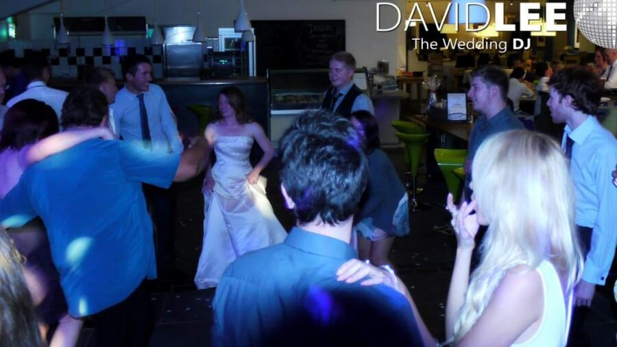 Bashall Barn Wedding DJ