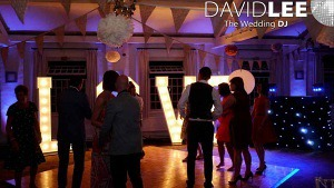 Wilmslow Cheshire Wedding DJ