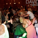 Meols Hall Wedding Guests dancing