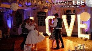 Last Dance at Quarry Bank Wedding