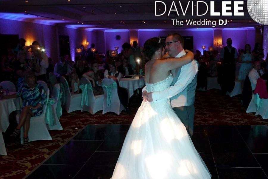 Worsley Park Marriott Wedding DJ