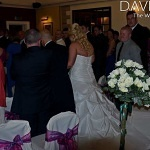 Bury-bride-Wedding-Walking Down The Isle