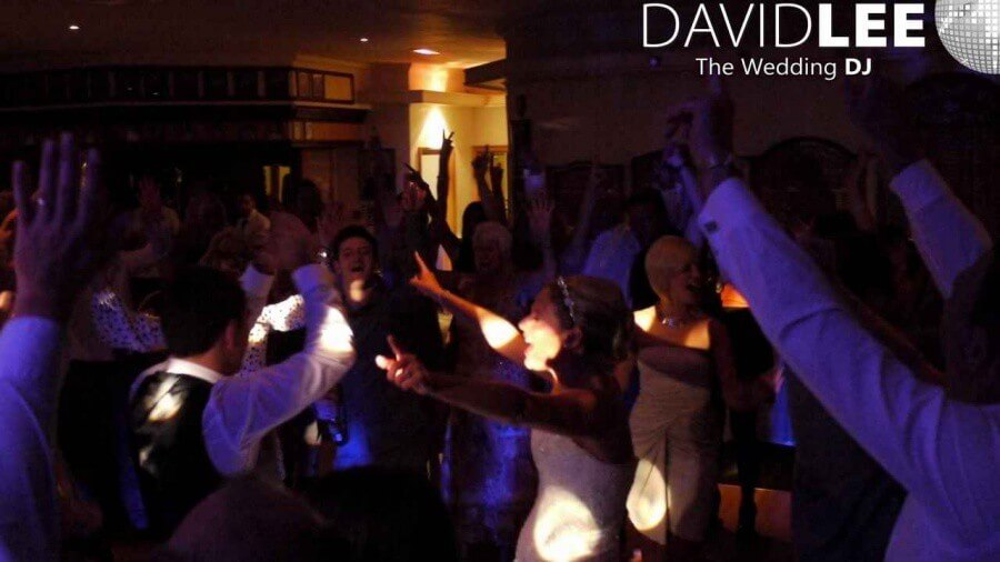 Denton Golf Club Wedding DJ