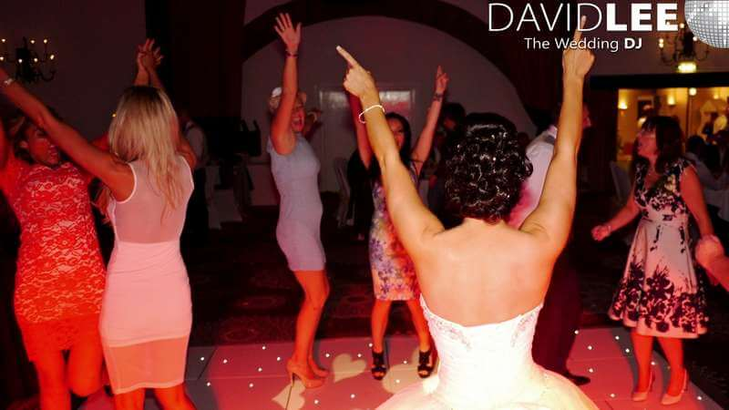 Tilden Suite Wedding DJ