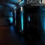 Mere Hotel Wedding Lighting