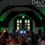 Oldham venue Up lighting