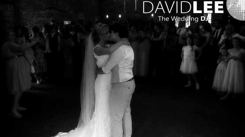 Wedding DJ David Lee at Meols Hall