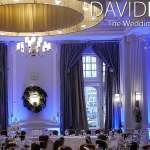 Wedding Lighting Midland hotel